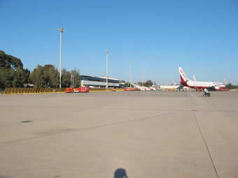 Luchthaven Alemria