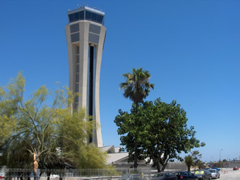 Luchthaven Malaga
